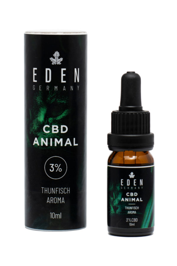 CBD Animal Öl Thunfisch